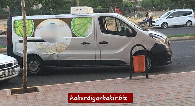 Diyarbakır Bağlar'da trafik kazası: 1 ağır yaralı