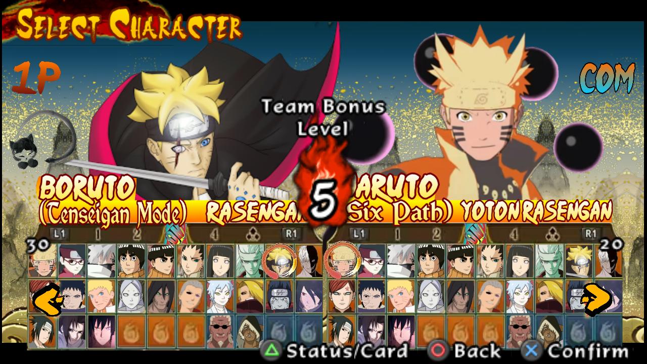 Naruto impact 2