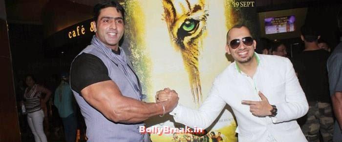 Varinder Singh, Ali Quli Mirza, Celebs at 'Roar' Movie First Look Launch
