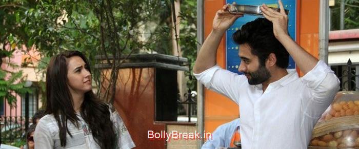 Lauren Gottlieb, Jackky Bhagnani, Hot HD Images of Lauren Gottlieb Promoting Welcome To Karachi