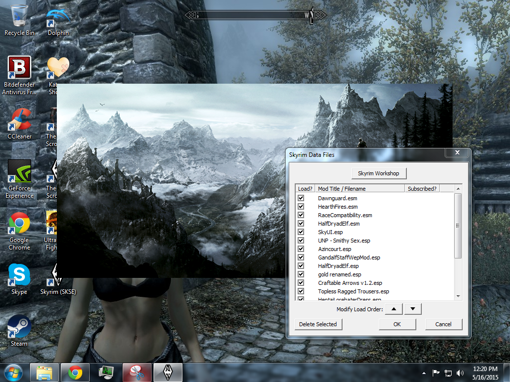 Charcoal Studios, Ltd : I fixed my Skyrim game from Freezing while