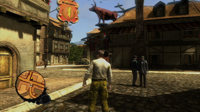 The Saboteur screenshot 3