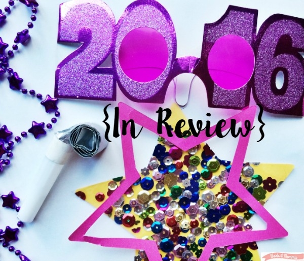 2016 in Review + Top 5 Posts