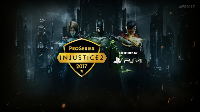 Injustice 2 Pro Series Grand Finals
