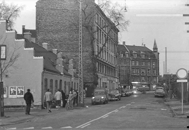 Valby og København, før og nu: Valbyhus - Valby Langgade