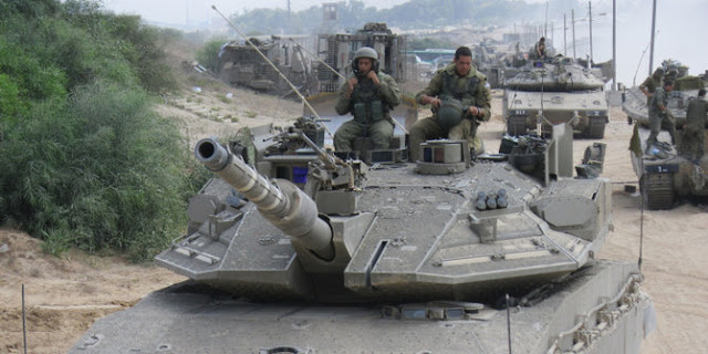 Konyol Gara-gara Aplikasi Waze Tentara Israel Nyasar Kepemukiman Palestina