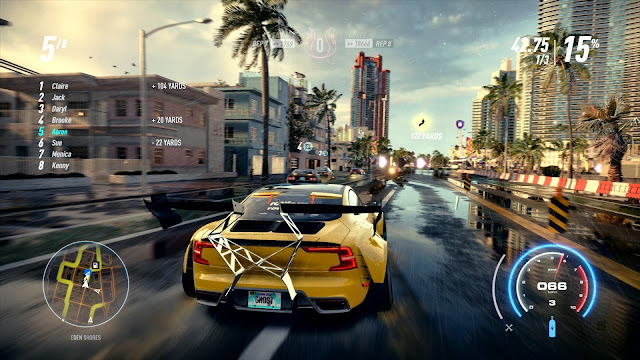 Need for Speed Heat PC Full