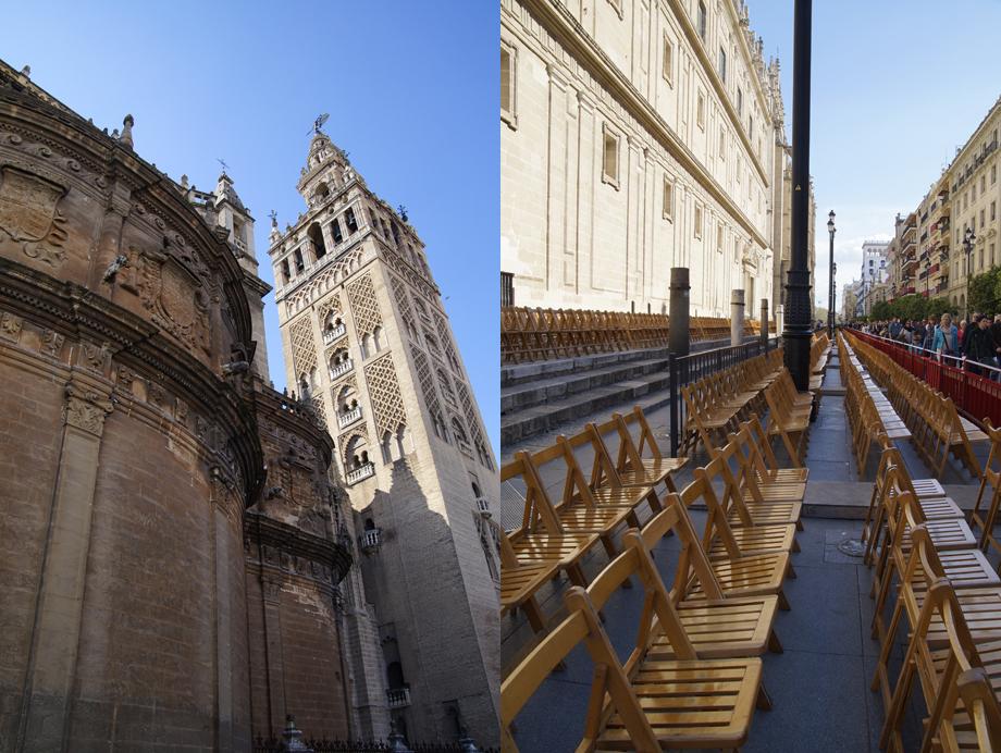 Ynas Reise Blog | Spanien| Sevilla Kathedrale