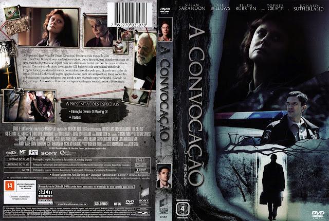 Capa DVD A Convocação
