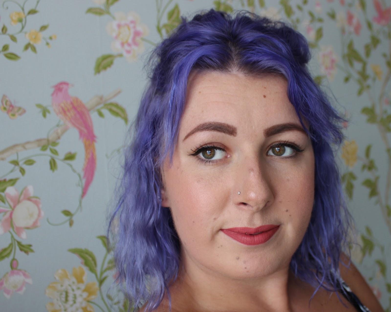 Kat Von D London Calling Makeup Set review