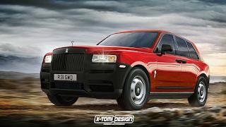 Rolls Royce termahal