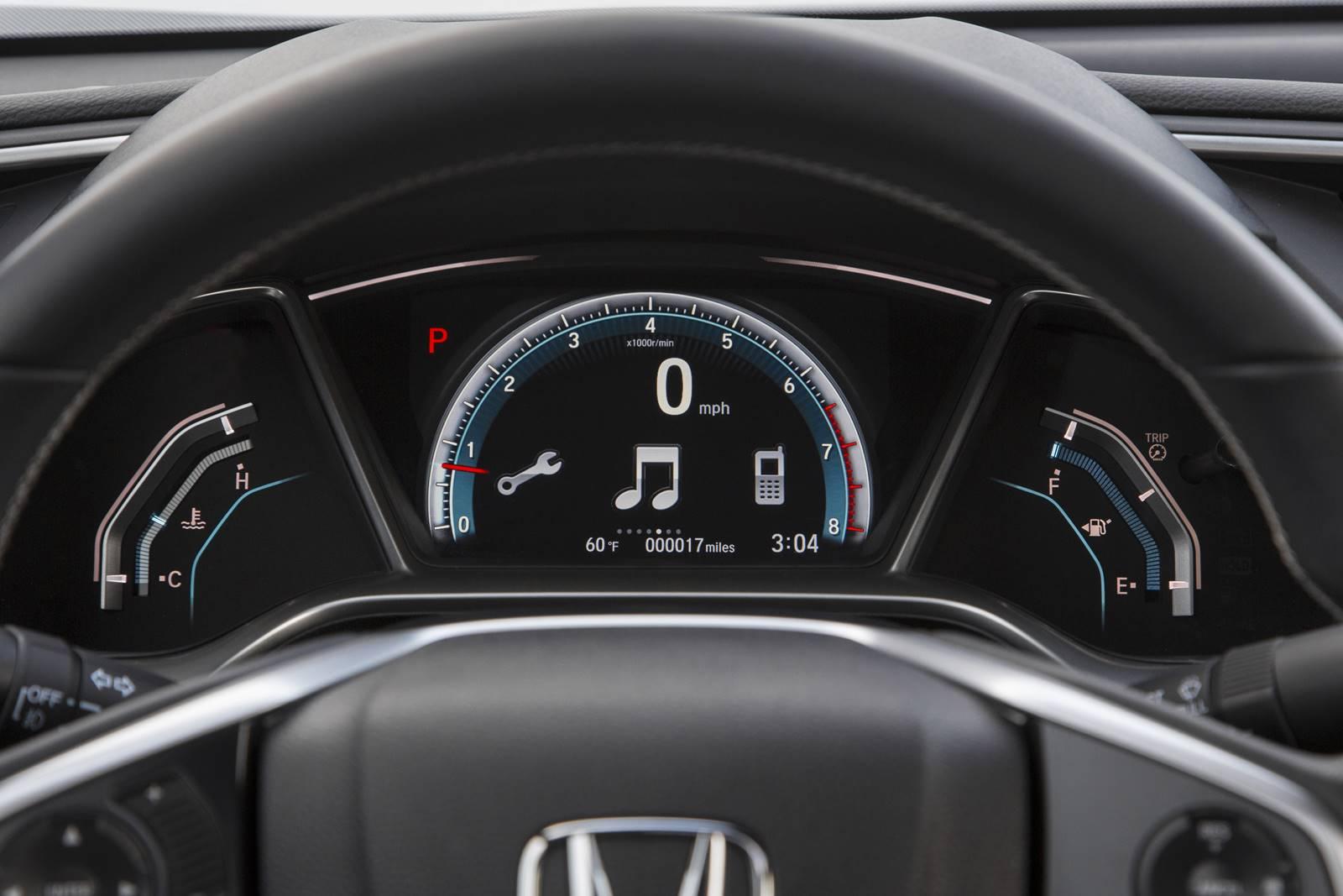 Honda Civic Hatchback 2017 Fotos E Especifica Es Oficiais Car Blog Br