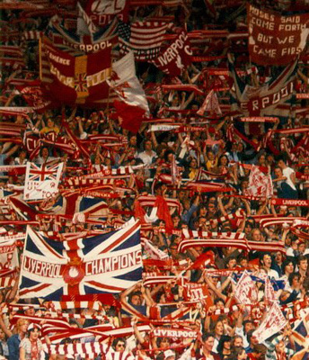 The Anfield Kop