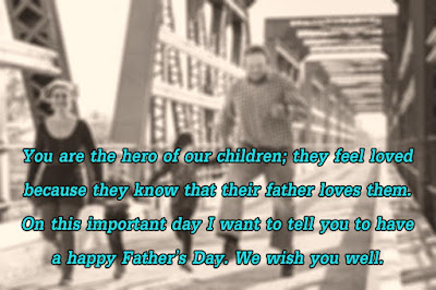 Fathers Day 2017 Messages for Husband