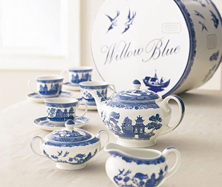 The Other Side The Story Of Willow Pattern China