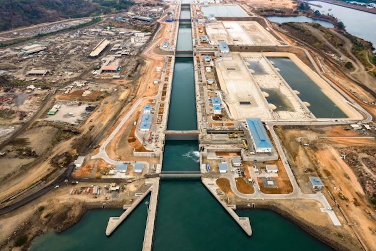 Panama Canal Authority Books First Transits Through Expanded Canal