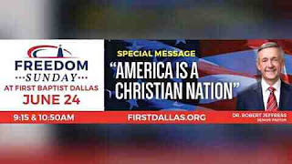 Mega-Church Forced to Remove 'America is a Christian Nation' Billboards
