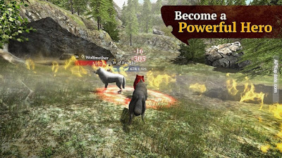 The Wolf  v 1.1 Mod Apk (Money)