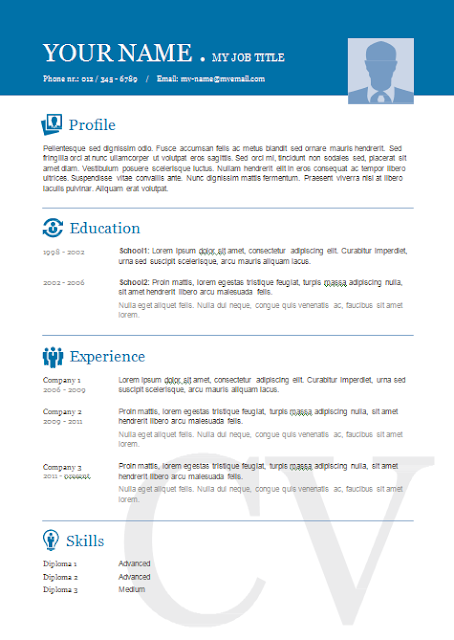 download resume templates free 30 free beautiful resume templates to download hongkiat cv template fre cv - Download A Resume For Free