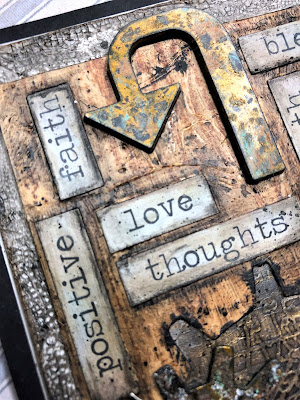 Sara Emily Barker https://sarascloset1.blogspot.com/2019/01/repairs-receive-constant-attention.html Tim Holtz Sizzix Alterations Gadget Gears Stampers Anonymous Inventor 1 Dapper Birch & Pine 2