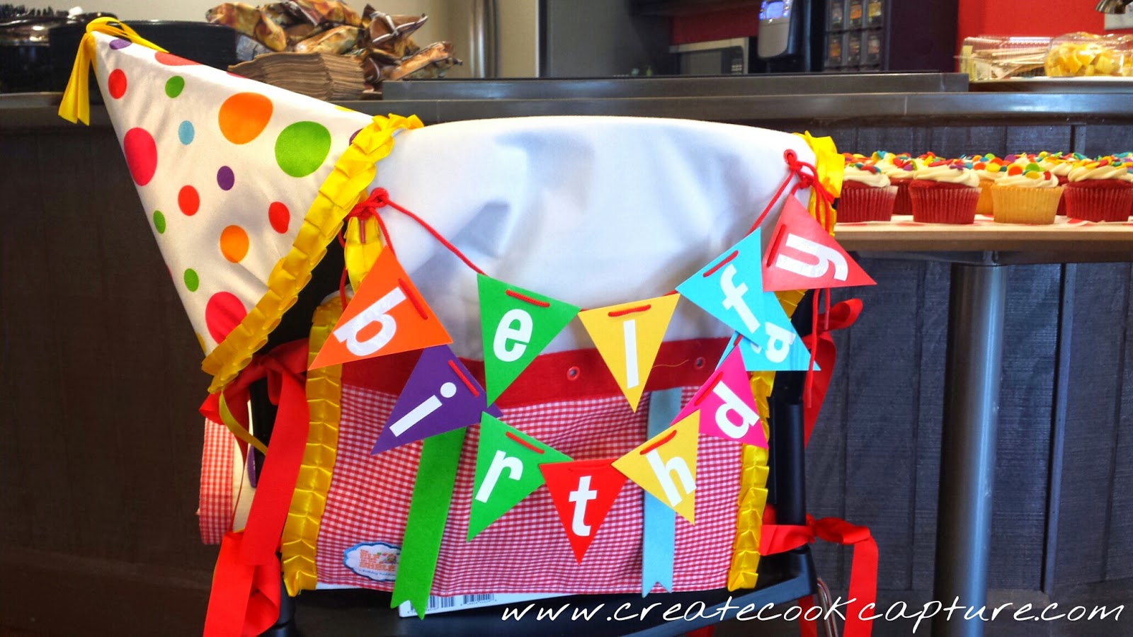 Create Cook Capture Birthday Party With Elf On The