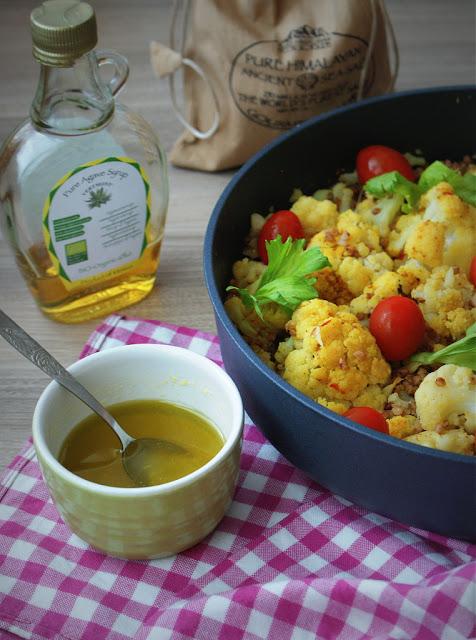 proeco,skworcu,curry,kalafior,dania z kalafiora,kasza gryczana,dania z kaszy gryczanej,kuchnia lekka,dieta,fit,detoks,