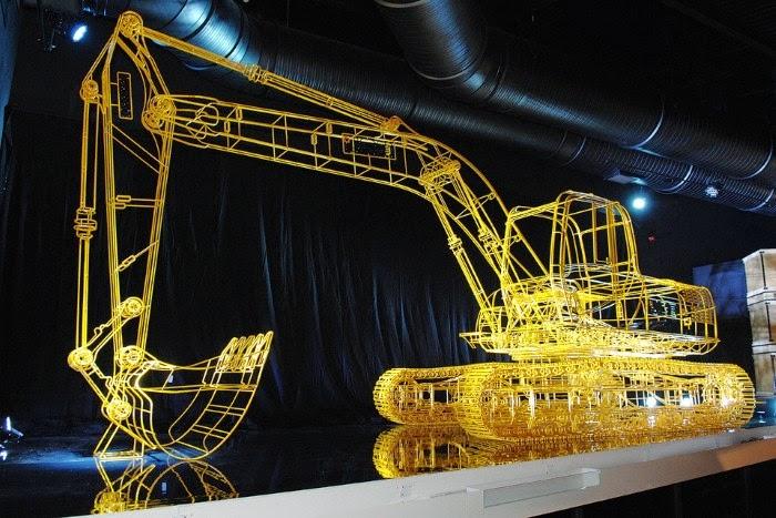 Скульптор и художник. Benedict Radcliffe