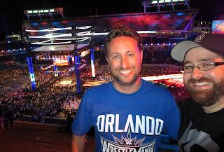 WrestleMania 33 Review