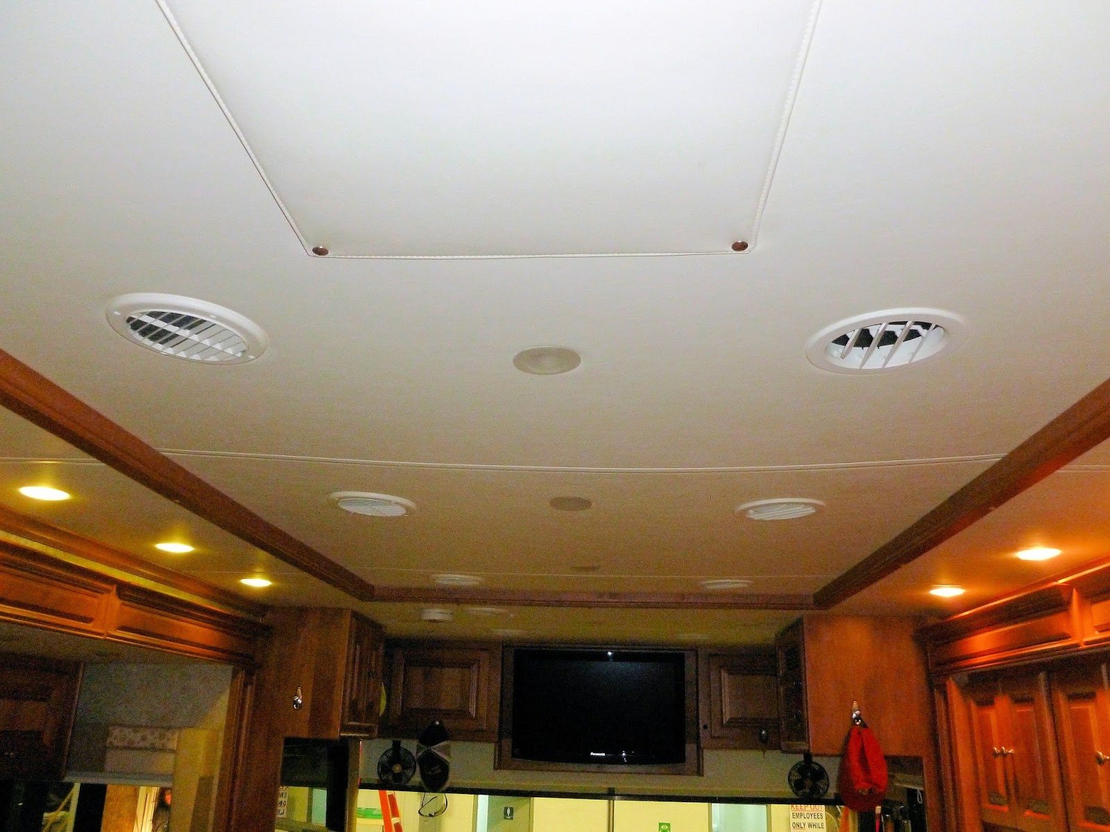 Interior Ceiling Panels For Rv  Blog Avie