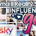 """INFLUENCER GIRLS, torna il primo reality show """"selfiality"""" della TV, in onda nazionale esclusiva su SKY 821."""