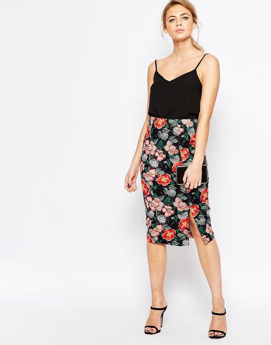449351401fb32 LA MODA ME ENAMORA   12 faldas estilo lápiz para ir al trabajo