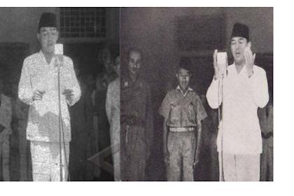 √ Teks Proklamasi Kemerdekaan Indonesia yang Otentik dan Asli +Gambar