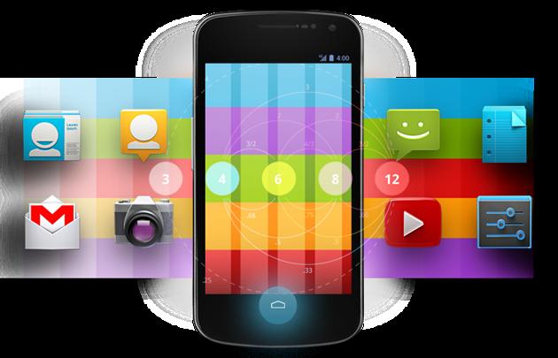 đẩy top app store