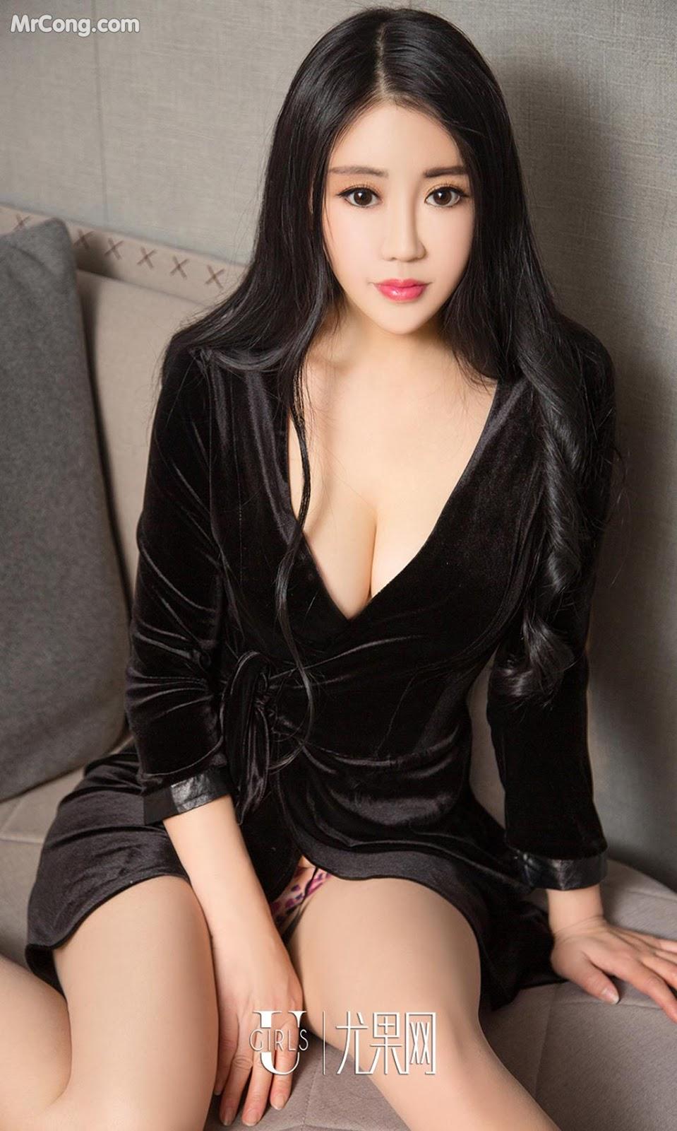 Image UGIRLS-Ai-You-Wu-App-No.963-Zhang-Yang-Yang-MrCong.com-002 in post UGIRLS – Ai You Wu App No.963: Người mẫu Zhang Yang Yang (张阳阳) (40 ảnh)