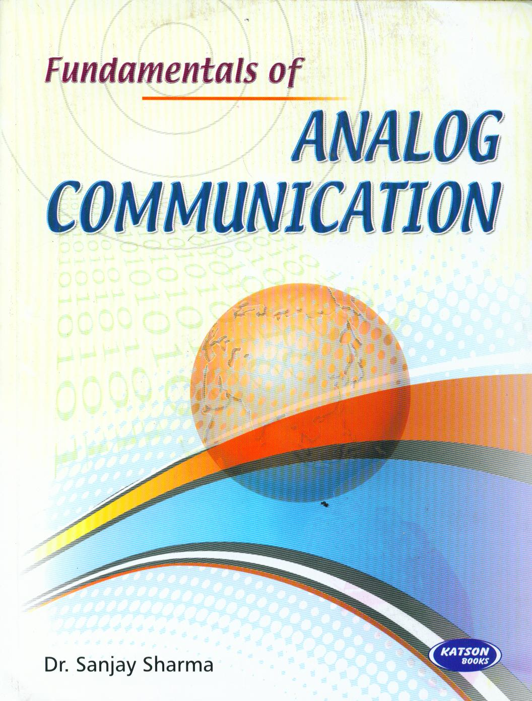 Analog Communication Pdf
