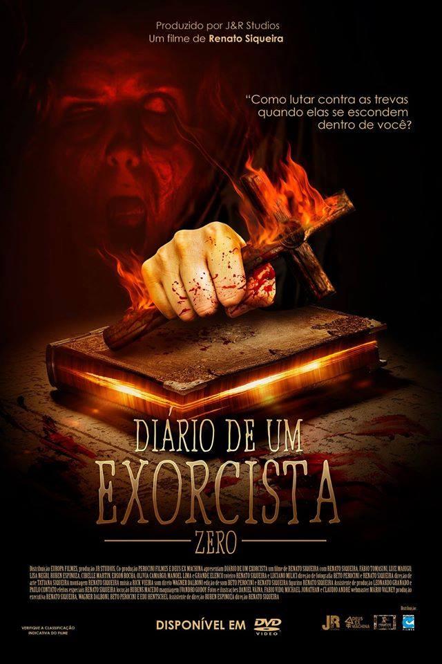 """Confira o novo trailer e poster de """"Diário de um Exorcista – Zero"""""""