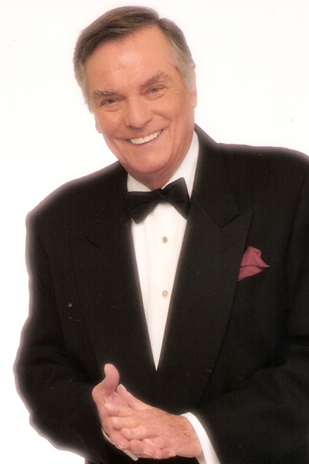 "Peter Marshall narrates and is interviewed in ""Wait For Your Laugh"""