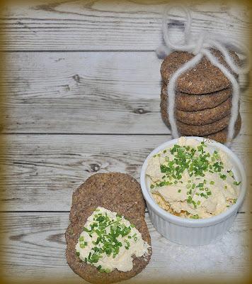 Buchweizen-Pfannenbrot, Beurre salé caramel