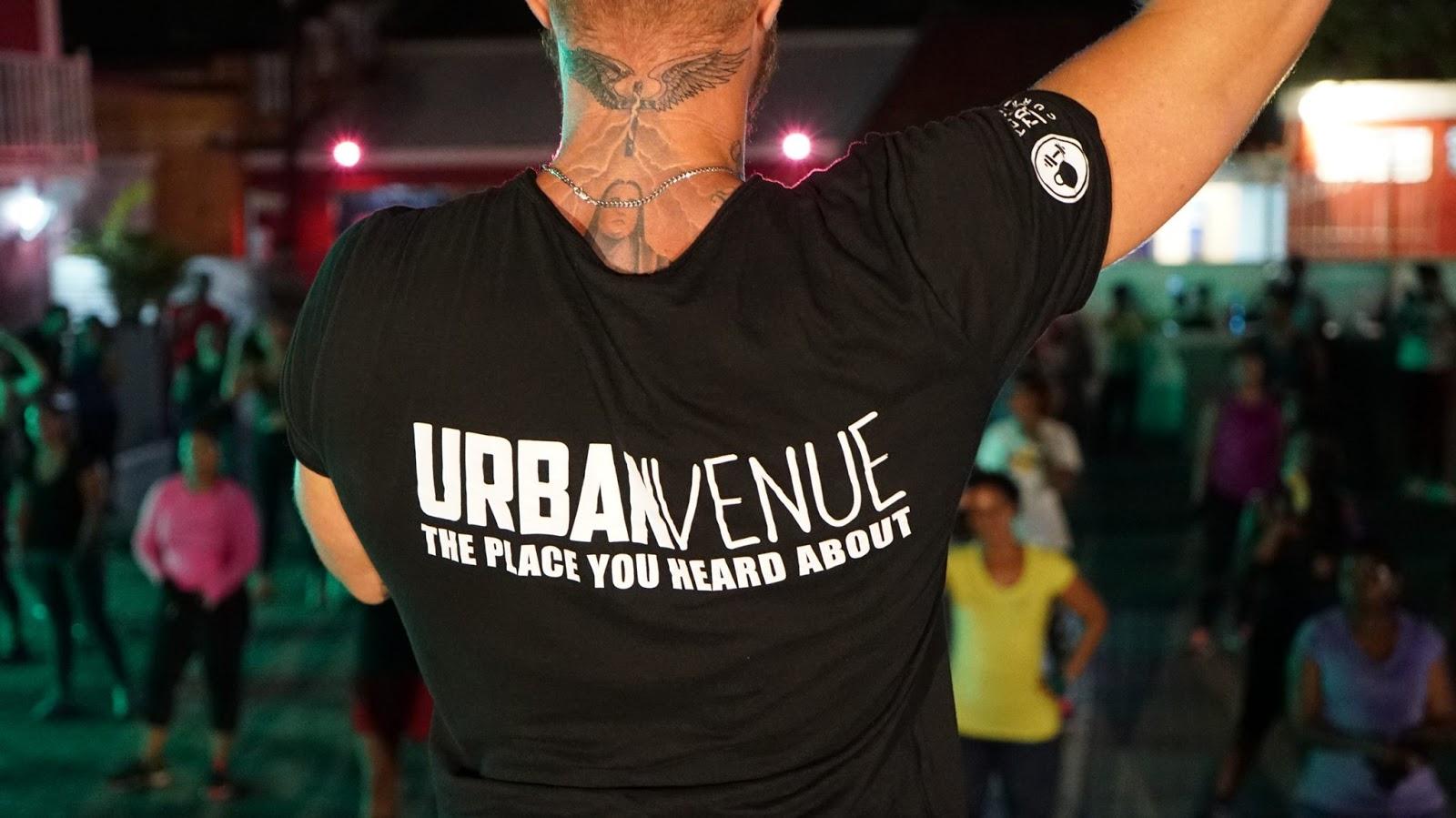 TODO: Urban Dance Event 28 September
