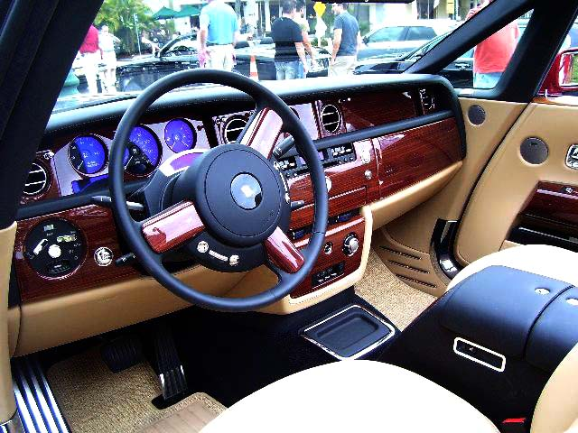 Rolls Royce Interior Cars N Bikes