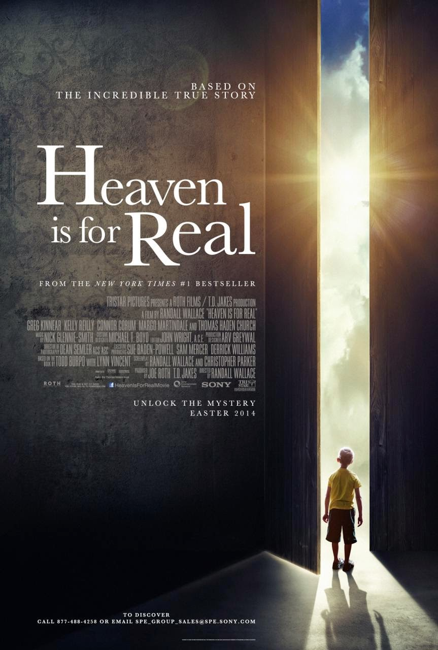 Heaven Is for Real movie review 2014