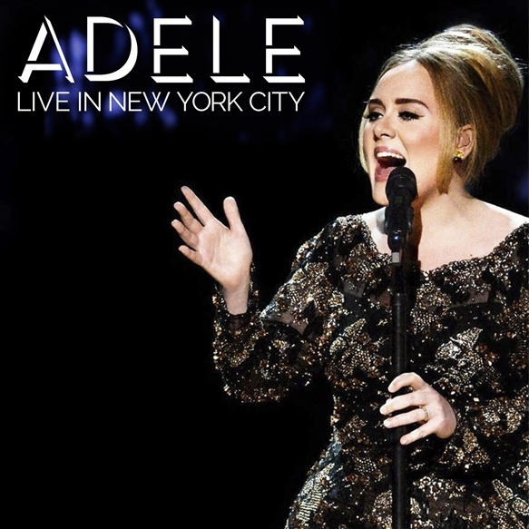 Adele Live Rolling In The Deep: Music Channel.M Ver.5: Adele