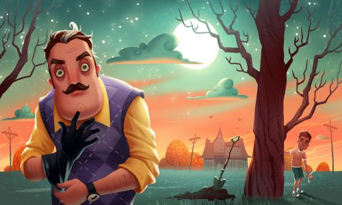 Download Hello Neighbor Hide and Seek PC Game Full Version Free