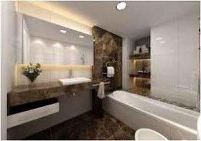 Small Sрасеѕ аnd Large Bathroom Design Elegant