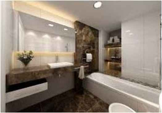 Small Sрасеѕ аnd Large Bathroom Design Elegant