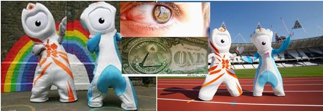 Las mascotas oficiales para la Juegos Olímpicos de Verano 2012 y los Juegos  Paralímpicos se dio a conocer el 19 de mayo de 2010 bfce9c8d4089f