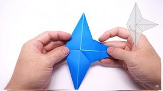 Cách gấp máy bay giấy phong cách Origami