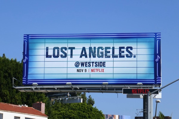 Lost Angeles Westside season 1 billboard