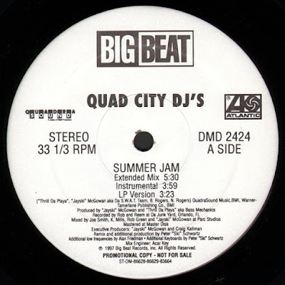 Quad City DJ's – Summer Jam (1997) (Promo VLS) (FLAC + 320 kbps)