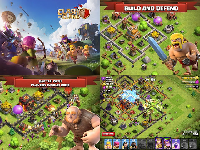 Clash of Clans APK for Android
